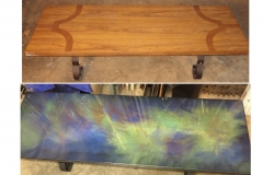 Cosmic Coffee Table