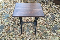 Metal Base Table