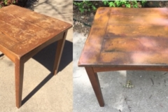 R.T. Table B&A