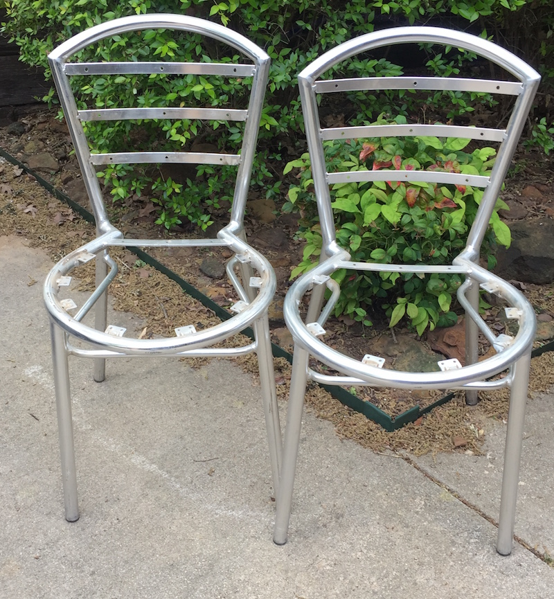 Silver Aluminum Chairs resized